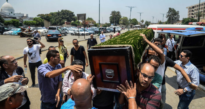الموت يغيب اليوتيوبر المصري مصطفى حفناوي