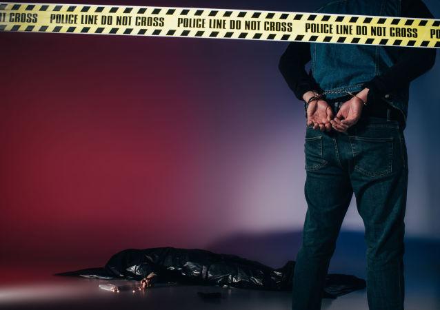 مسرح الجريمة