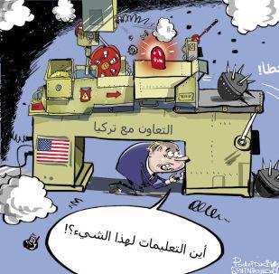أمريكا...عقوبات جديدة ضد تركيا؟