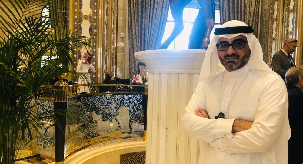 أحمد اليماني الرئيس التنفيذي لشركة تكامل التابعة لوزارة العمل السعودية