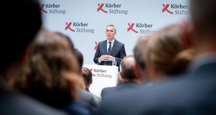 الأمين العام لحلف الناتو، ينس ستولتنبيرغ