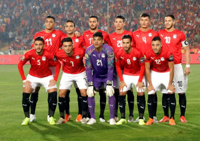 منتخب مصر الأوليمبى في كأس الأمم الأفريقية تحت 23 سنة، 8 نوفمبر 2019