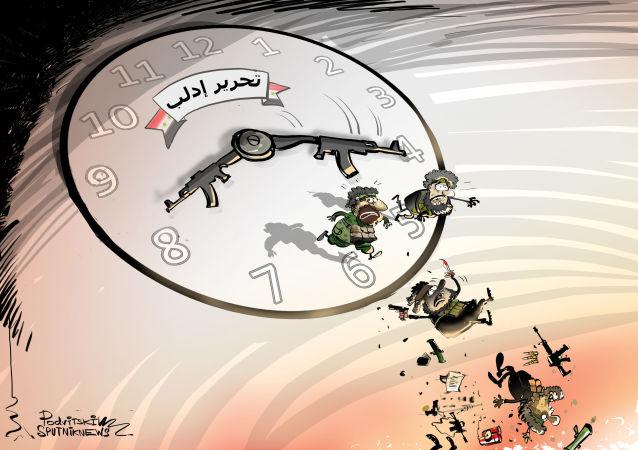 تحرير إدلب - مسألة وقت