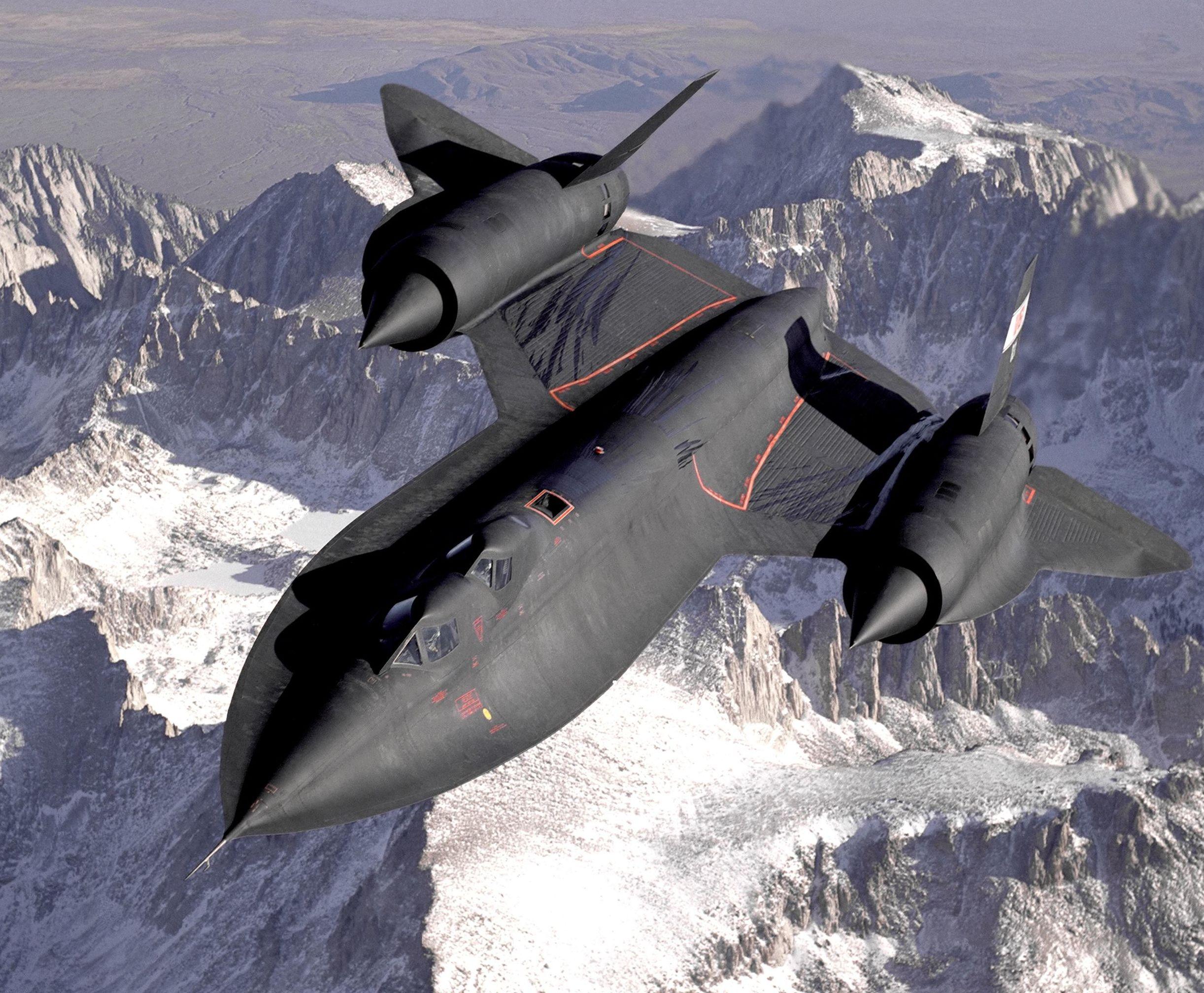 طائرة إس أر-71