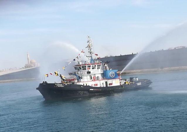 الاحتفال بذكر مرور 150 سنة على افتتاح قناة السويس