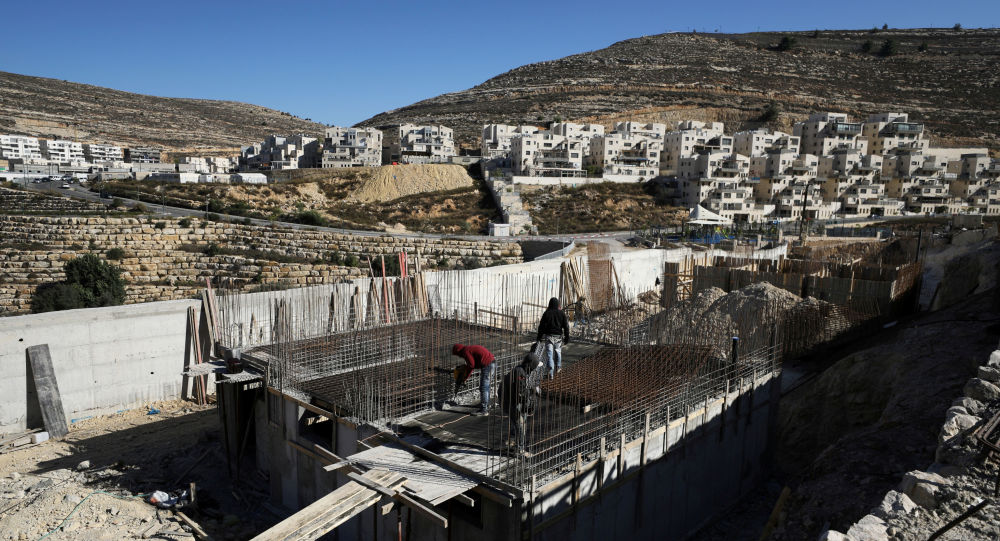 بناء المستوطنات في الضفة الغربية، 19 نوفمبر 2019