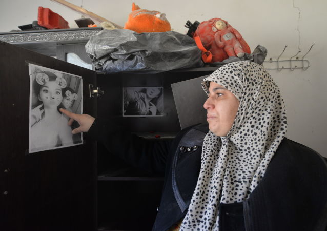 وجه ميسم الملائكي.. نجا من إرهاب الغوطة فطالته صواريخ إسرائيلية في قدسيا