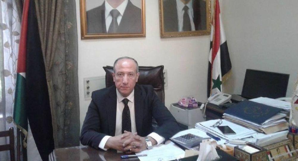 وزير الصحة السوري الدكتور محمود الحسن