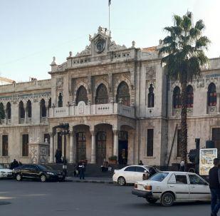 الحجاز في دمشق
