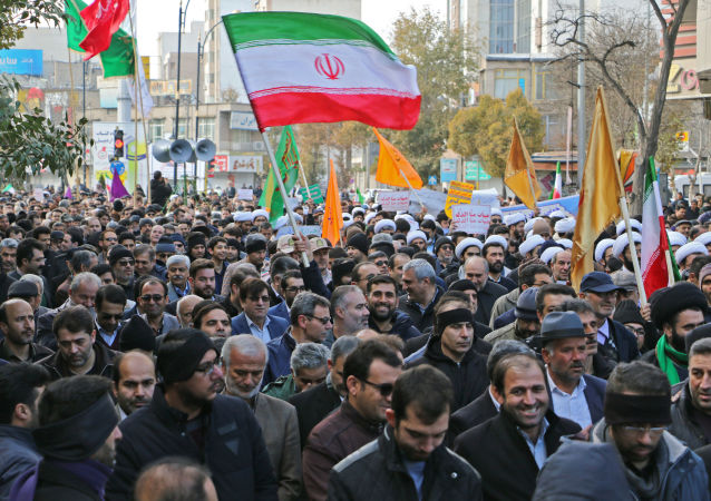 مظاهرات إيران