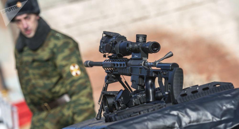 بندقية T-5000 عالية الجودة الروسية