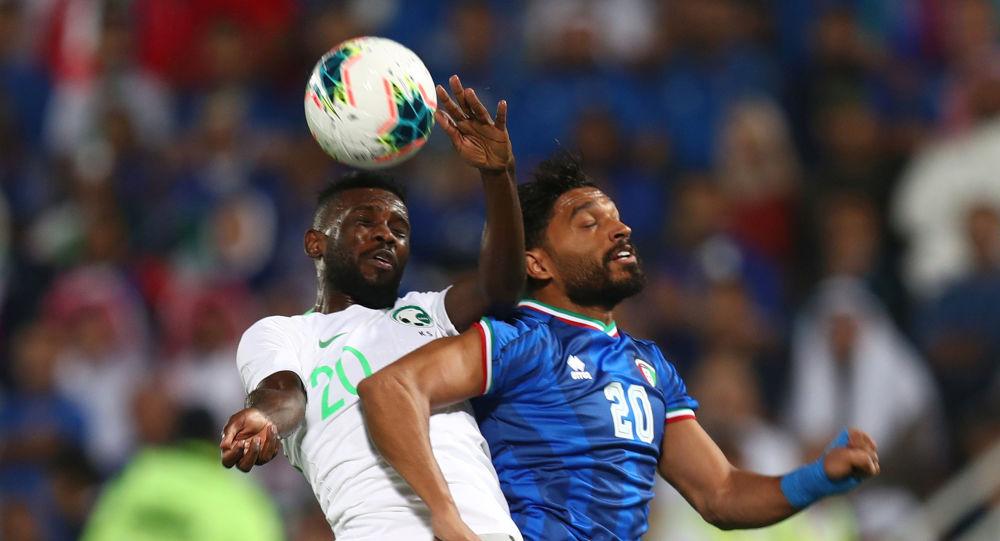 مباراة السعودية والكويت في كأس خليجي 24