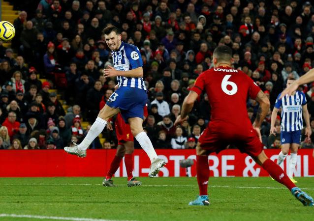 مباراة ليفربول ضد برايتون هوف ألبيون، 30 نوفمبر/تشرين الثاني 2019
