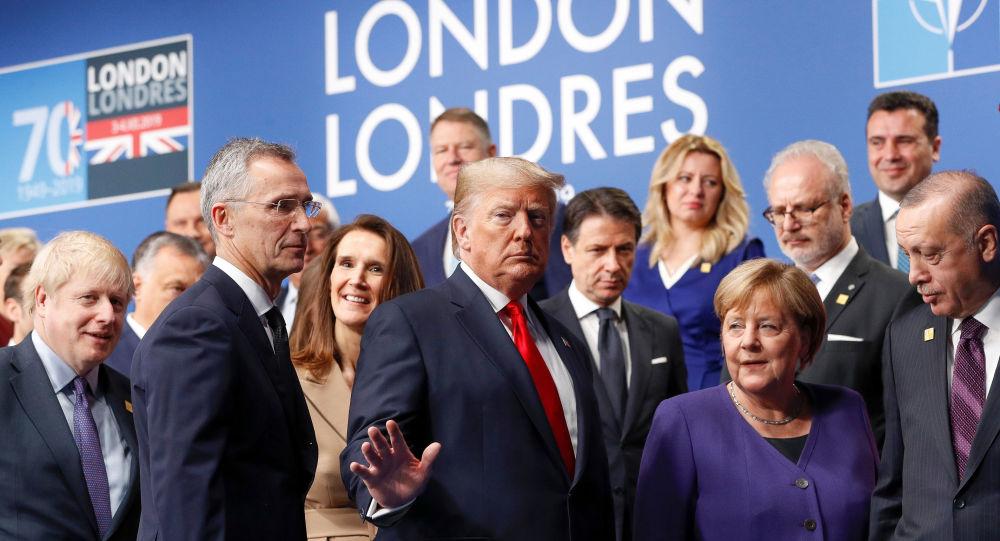 قمة الناتو 2019
