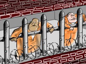 السجناء الأمريكيون يصنعون أجزاء صواريخ نوماهوك