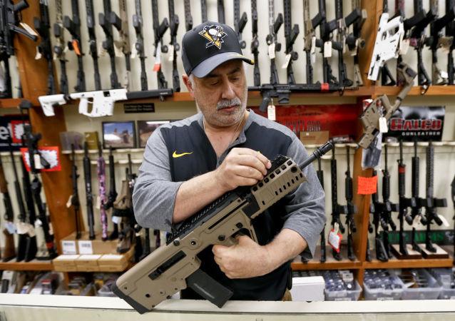 بندقية تافور الإسرائيلية