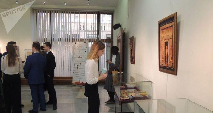 أيام الثقافة  المصرية في موسكو