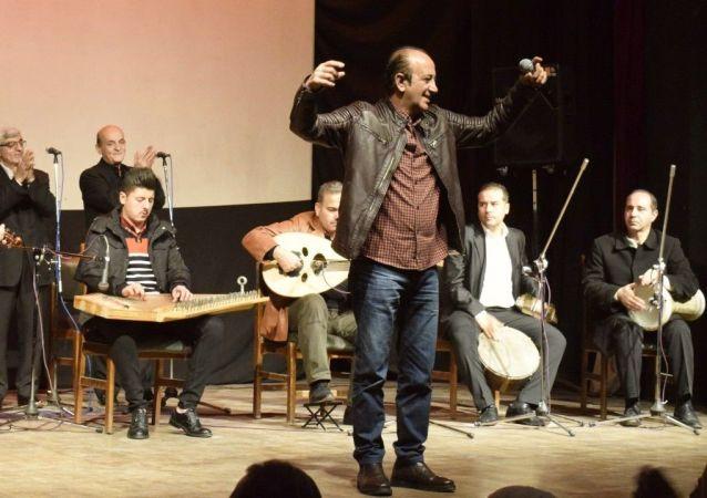 نادي شباب العروبة السوري...يُكرم باقة من نجوم الموسيقى والثقافة بحلب