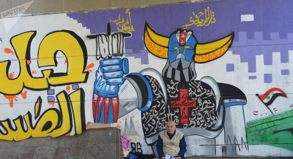 المتظاهرون العراقيون...أبطال خارقون بعيون الفتيات