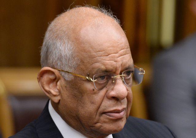 علي عبد العال رئيس مجلس النواب المصري