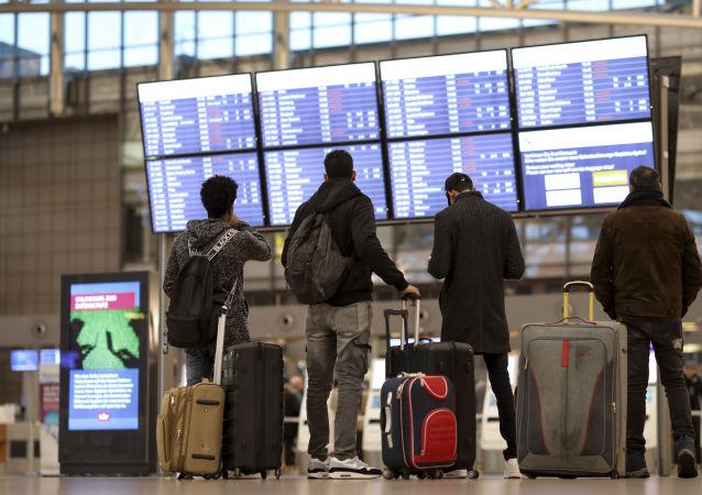 مطار هامبورغ
