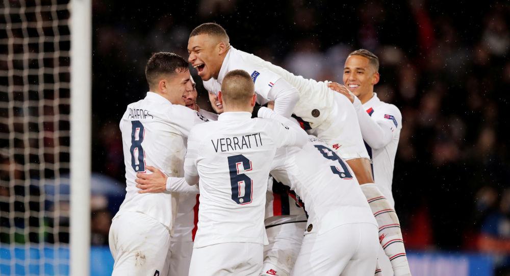 أهداف مباراة باريس سان جيرمان وغلطة سراي (5-0) في دوري أبطال أوروبا