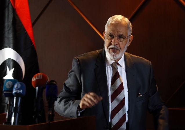 وزير خارجية حكومة الوفاق الليبية محمد طه سيالة