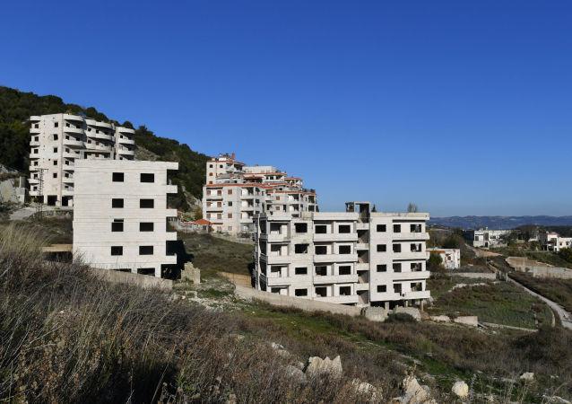 مدينة كسب، شمال اللاذقية، الحدود مع تركيا 17 ديسمبر 2019