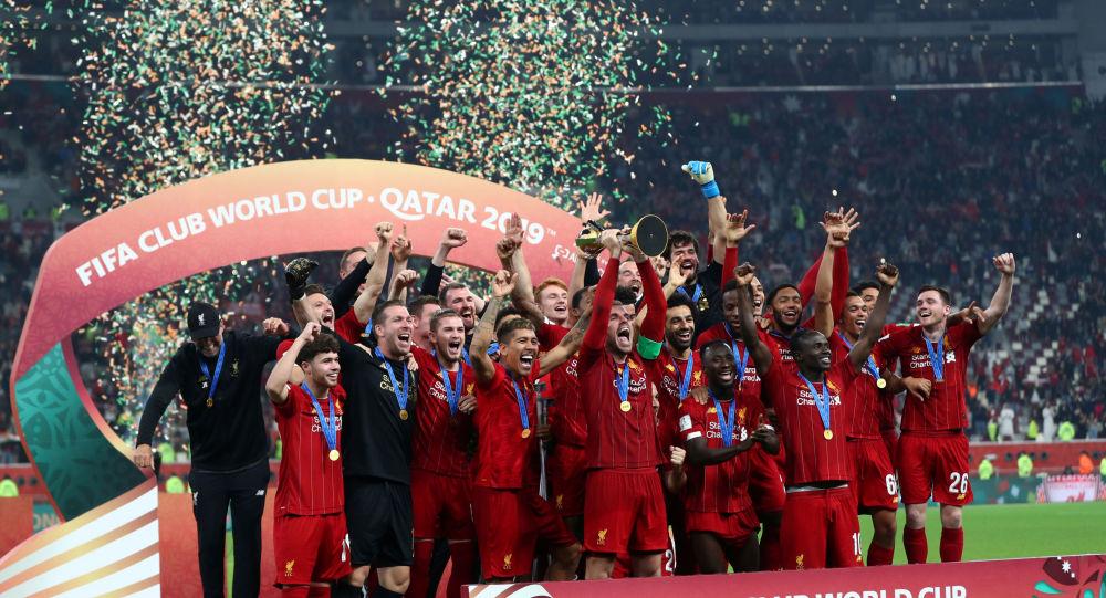 ليفربول بطلا لكأس العالم للأندية لأول مرة في تاريخه