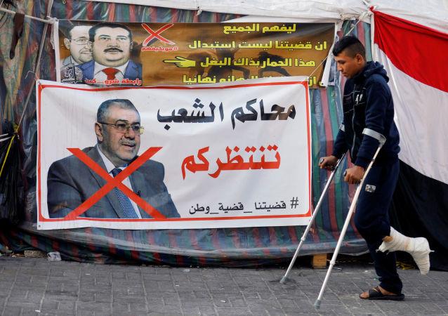 مرشح تحالف البناء لرئاسة الوزراء العراقية قصي السهيل