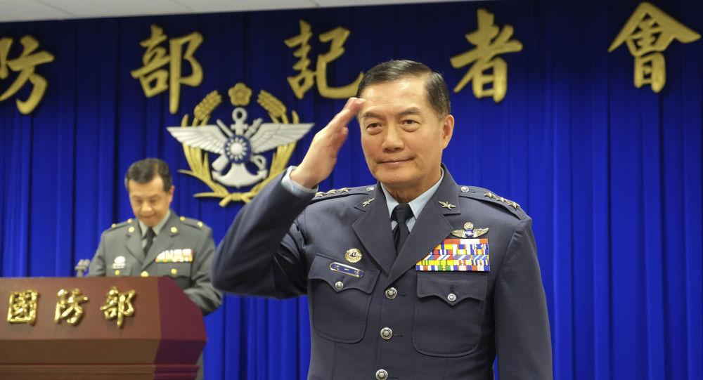 رئيس أركان الجيش التايواني شين يي مينغ