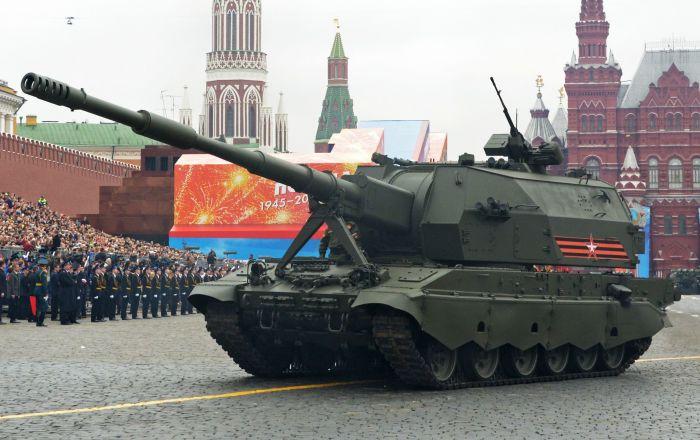 """إمكانية تسليح سفن البحرية الروسية بمدفعية """"كاليتسيا"""" الجديدة"""