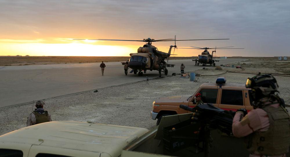 قاعدة عين الأسد العسكرية الأمريكية في العراق، 29 ديسمبر 2019