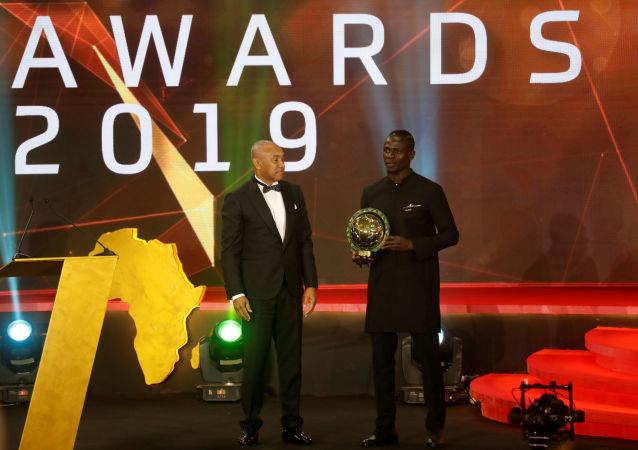 ساديو ماني أفضل لاعب أفريقي لعام 2019