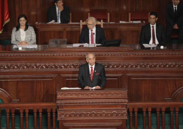 رئيس الوزراء التونسي الحبيب الجملي