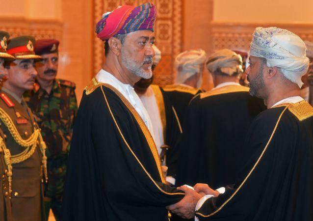السلطان العماني هيثم بن طارق آل سعيد