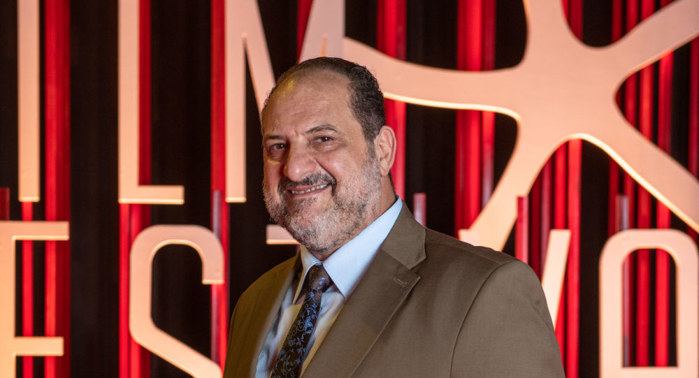 الممثل المصري خالد الصاوي