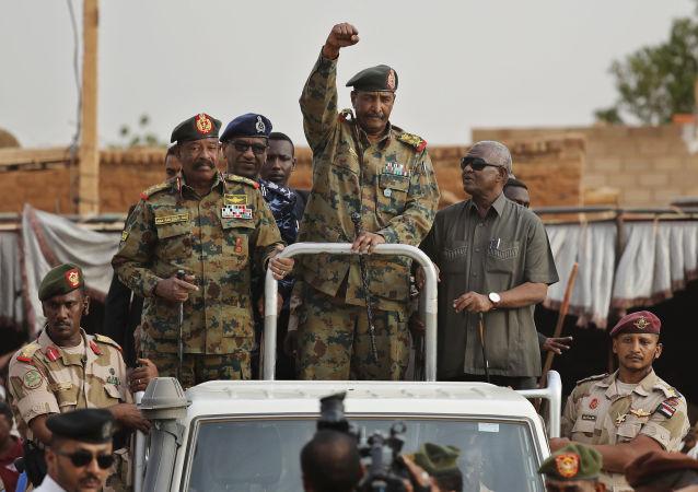 الجيش السوداني يسيطر على مقر جهاز المخابرات في كافوري