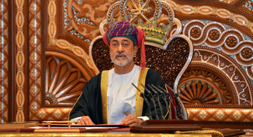 سلطان عمان، هيثم بن طارق آل سعيد