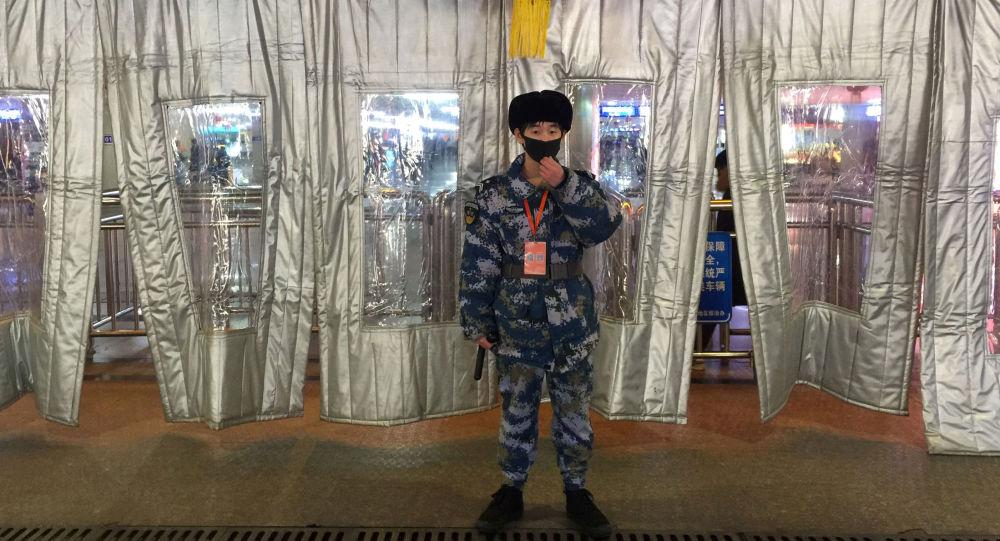 انتشار فيروس كورونا، الصين، 20 يناير 2020