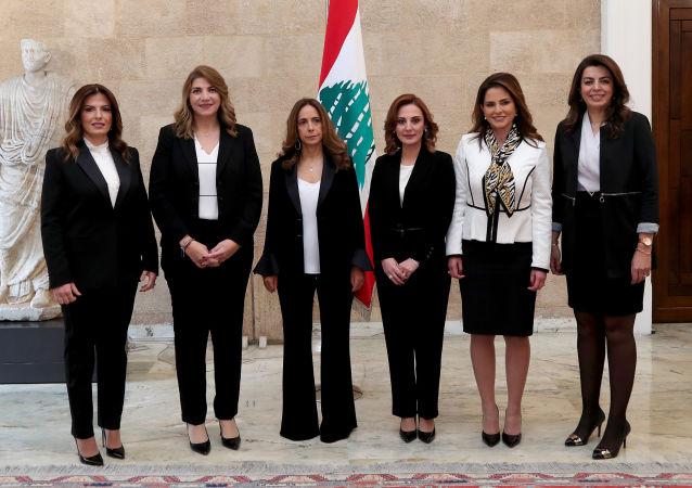 الوزيرات في الحكومة اللبنانية الجديدة- لبنان