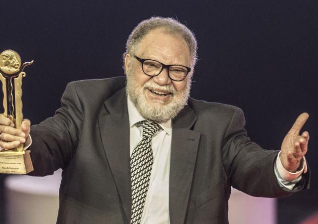 الممثل المصري يحيى الفخراني