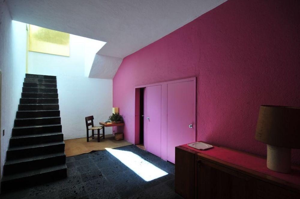 منزل المهندس المعماري لويس براغان في المكسيك