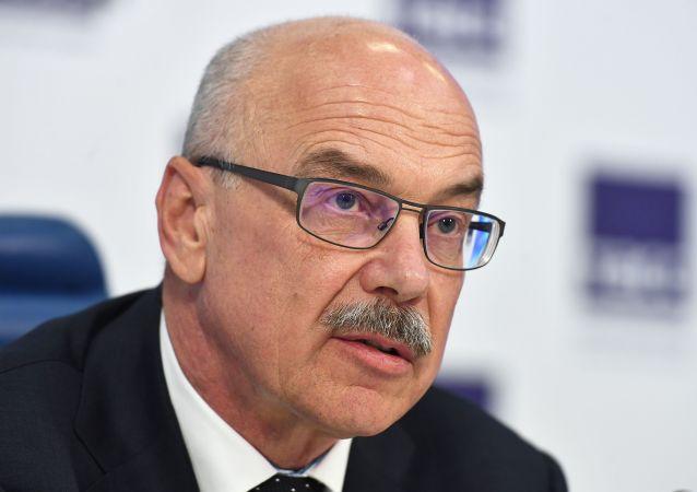 رئيس إدارة مكافحة الإرهاب في الأمم المتحدة، فلاديمير فورونكوف