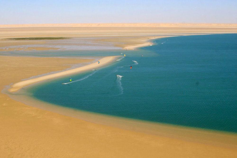 صحراء الداخلة، المغرب