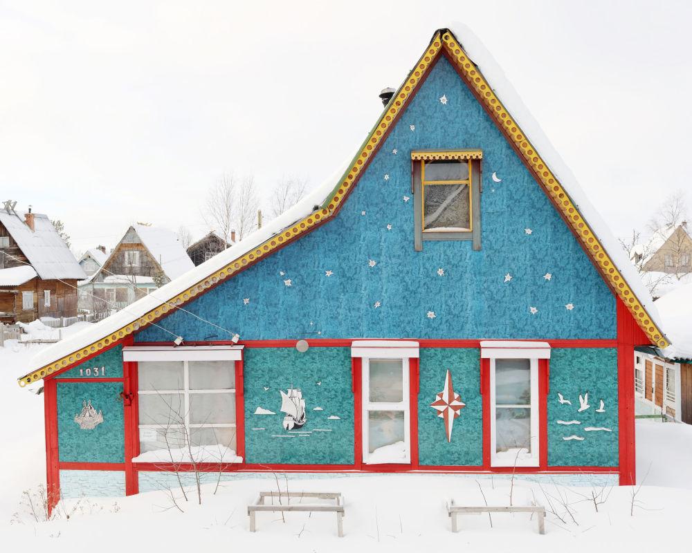 صورة بعنوان ستمائة_6، من سلسلة ستمائة، للمصور المحترف الروسي ماريا بوراسوفسكايا، مُدرجة في القائمة القصيرة لجائزة سوني العالمية للتصوير 2020 في فئة هندسة معمارية