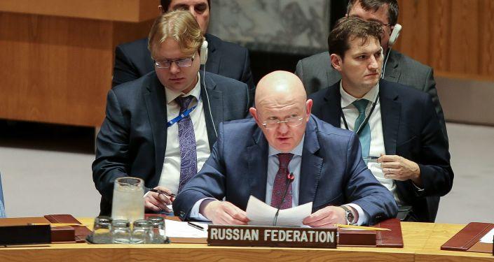روسيا تدعو في مجلس الأمن الدولي إلى وضع حد لتوريد الأسلحة وإرسال المرتزقة إلى ليبيا