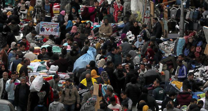 تراجع عجز الميزان التجاري لمصر 1.2% خلال عام