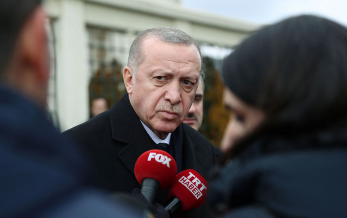 أردوغان يعلن لأول مرة مقتل عسكريين أتراك في ليبيا