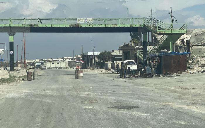 ألفي صهريج لنقل النفط من القامشلي إلى مصافي حمص وبانياس... فيديو
